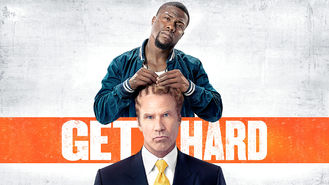 Netflix box art for Get Hard
