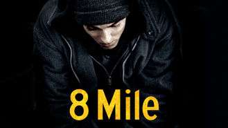Netflix box art for 8 Mile