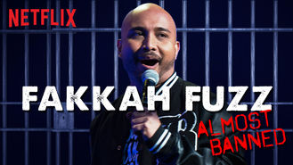 Netflix box art for Fakkah Fuzz: Almost Banned
