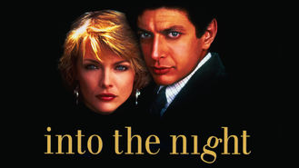 Into the Night (1985) on Netflix in Russia