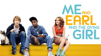 Netflix box art for Me and Earl and the Dying Girl