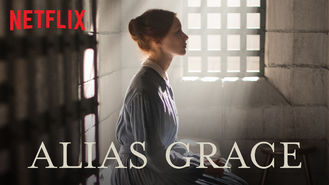 Netflix box art for Alias Grace - Season 1